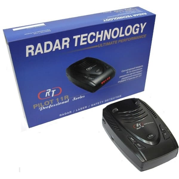 Radartech Pilot 11RS optimal
