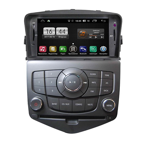 FarCar s170 Chevrolet Cruze 2008-2012 Android (L045)