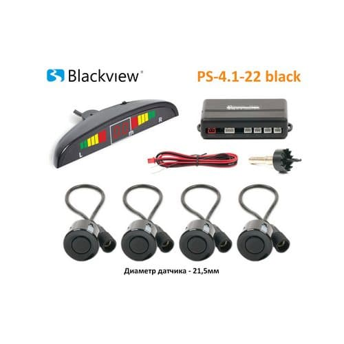 Blackview PS-4.1-22 Black