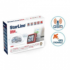 StarLine D94 2CAN GSM GPS