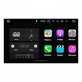 FarCar s130+ Toyota Land Cruiser 200 2016+ Android (W567BS)