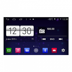 FarCar s160 Mercedes-Benz Android (M171)